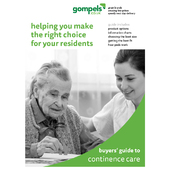 Buyers' guide to incontinence products - helping you make the right choice for your residents