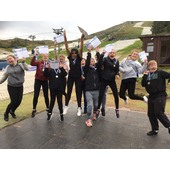 Gompels donation helps youth charity Snow-Camp  'turn lives around'