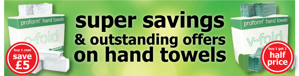 Super savings and outstanding offers on hand towels