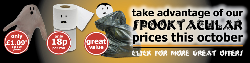 Spooktacular prices this october! Click here.