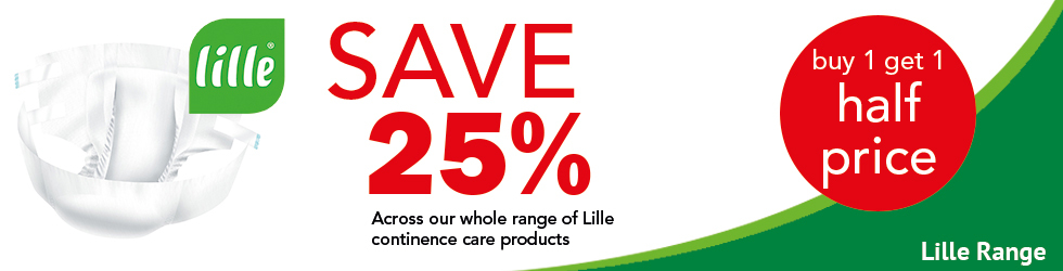 SAVE 25% ON LILLE PRODUCTS