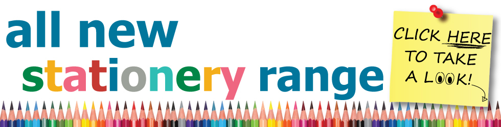 Click here to take a look at our new stationery range!
