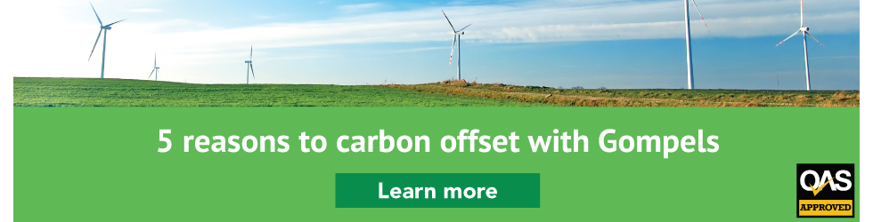 5 Reasons to carbon offset with Gompels