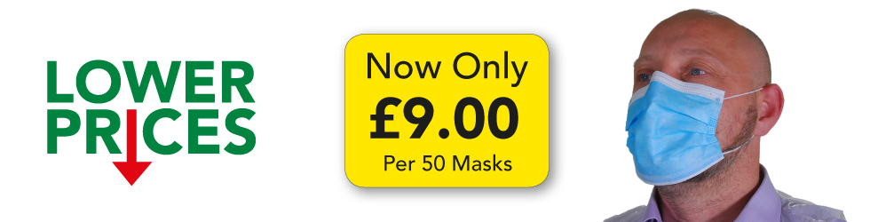 LOWER PRICES FACE MASKS